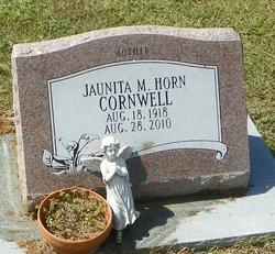 Jaunita Mae <i>Horn</i> Cornwell
