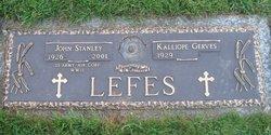 John Stanley Lefes