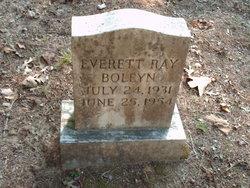 Evertt Ray Curley Boleyn
