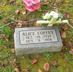 Alice Coffey