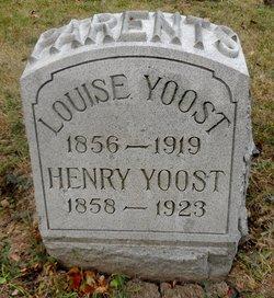 Henry Yoost