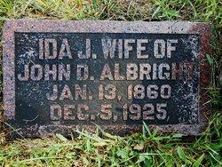Ida Jane <i>Bowles</i> Albright