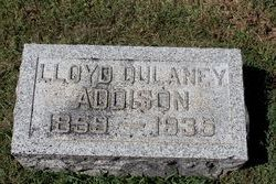 Lloyd Dulaney Addison