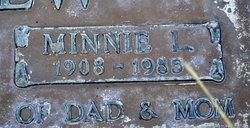 Minnie L Frew