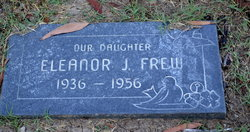 Eleanor J Frew