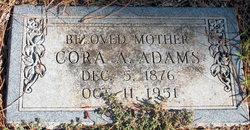Cora Ann Adams