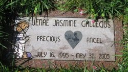 Jenae Jasmine Gallegos