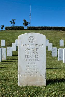 Dwight Glenn Frakes