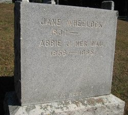 Jane <i>Donahue</i> Wheelock
