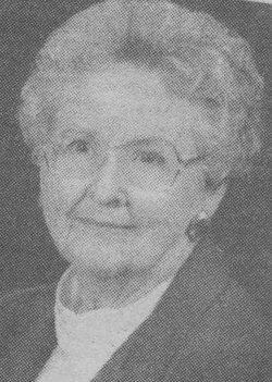 Ruth M <i>McConnell</i> Maxwell