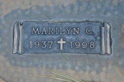Marilyn <i>Cluff</i> Bonar