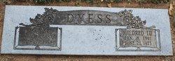 Mildred Lu <i>Walker</i> Dyess