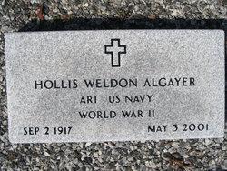 Hollis Weldon Holly Algayer