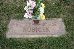Mary Agnes <i>Spindler</i> Kubicek
