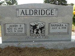 Jerry Prince Aldridge