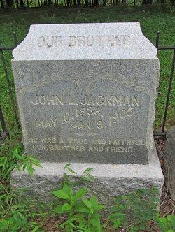 John L Jackman