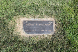 Audrey <i>Monday</i> Bolander