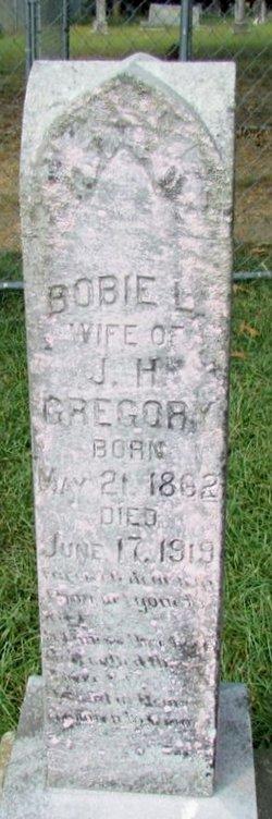 Bobie L. <i>Rodgers</i> Gregory