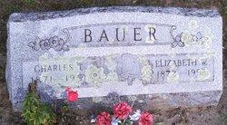 Elizabeth W <i>Busch</i> Bauer