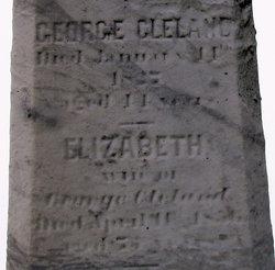 Elizabeth <i>Nelson</i> Cleland