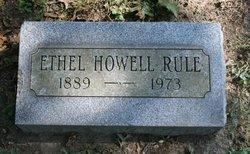 Ethel Mae <i>Grove</i> Rule