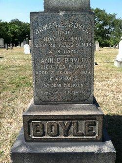 James E. Boyle