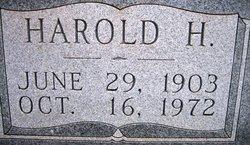 Harold H. Carr