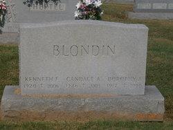Candace A Blondin