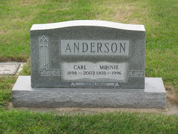 Carl Alfred Anderson