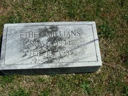 Ethel Millians