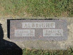 Maxie M Albright