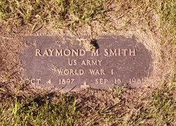 Raymond M. Smith