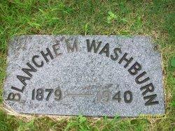 Blanche M Washburn
