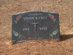 Vivian Bertha Grandma-V Cruz