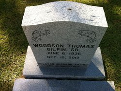 Woodson Thomas Gilpin, Sr