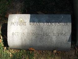 Robert Wray Brooks, Jr