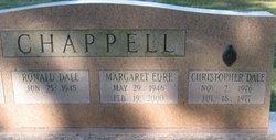 Margaret <i>Eure</i> Chappell