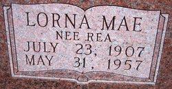 Lorna Mae <i>Rea</i> Keller