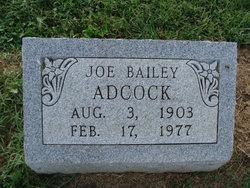 Joe Bailey Adcock