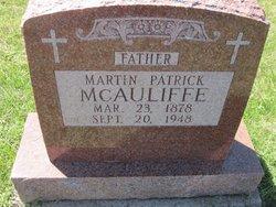 Martin Patrick McAuliffe