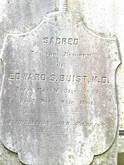 Edward Somers Buist