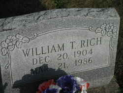 William Ted Rich