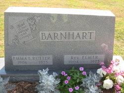 Emma E. <i>Rutter</i> Barnhart