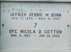 Nicola Diane Cotton