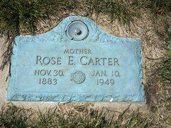 Rose Ella <i>Johnson</i> Carter