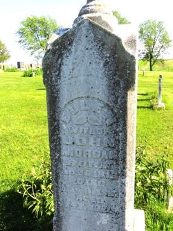Ellen Eleanor Nellie <i>Willcockson</i> Morgan