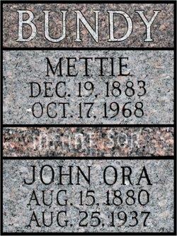 Mettie Rodella <i>Foland</i> Bundy