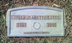 Helen Jeanette Cates