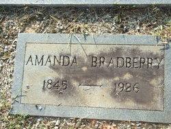 Amanda F <i>Brooks</i> Bradberry