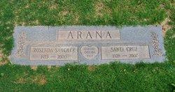 Rosenda <i>Sanchez</i> Arana